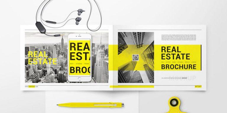 طراحی-بروشور